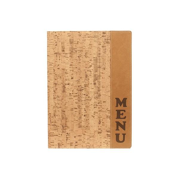 Protège-menus A4 Design Cork