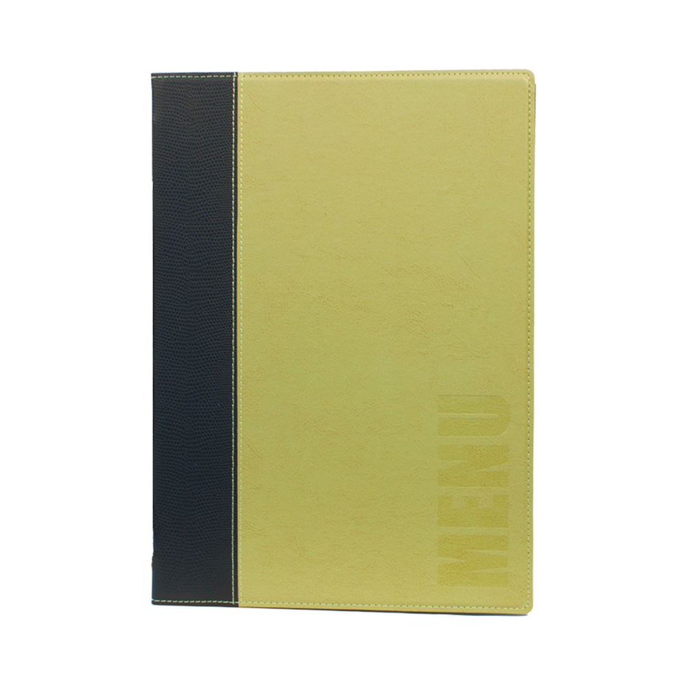 Trend green A4 - BOX 20 protects-menus