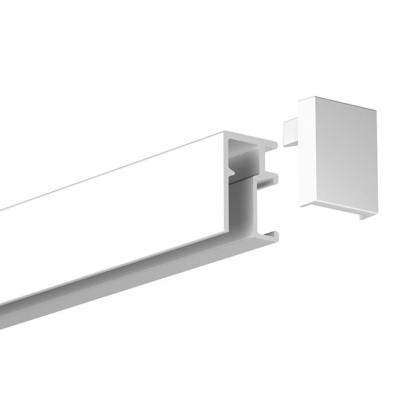 Rail Newly R10 - 100 cm (max 20kg/m)
