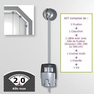 Kit Solohanger - Autonomous suspension