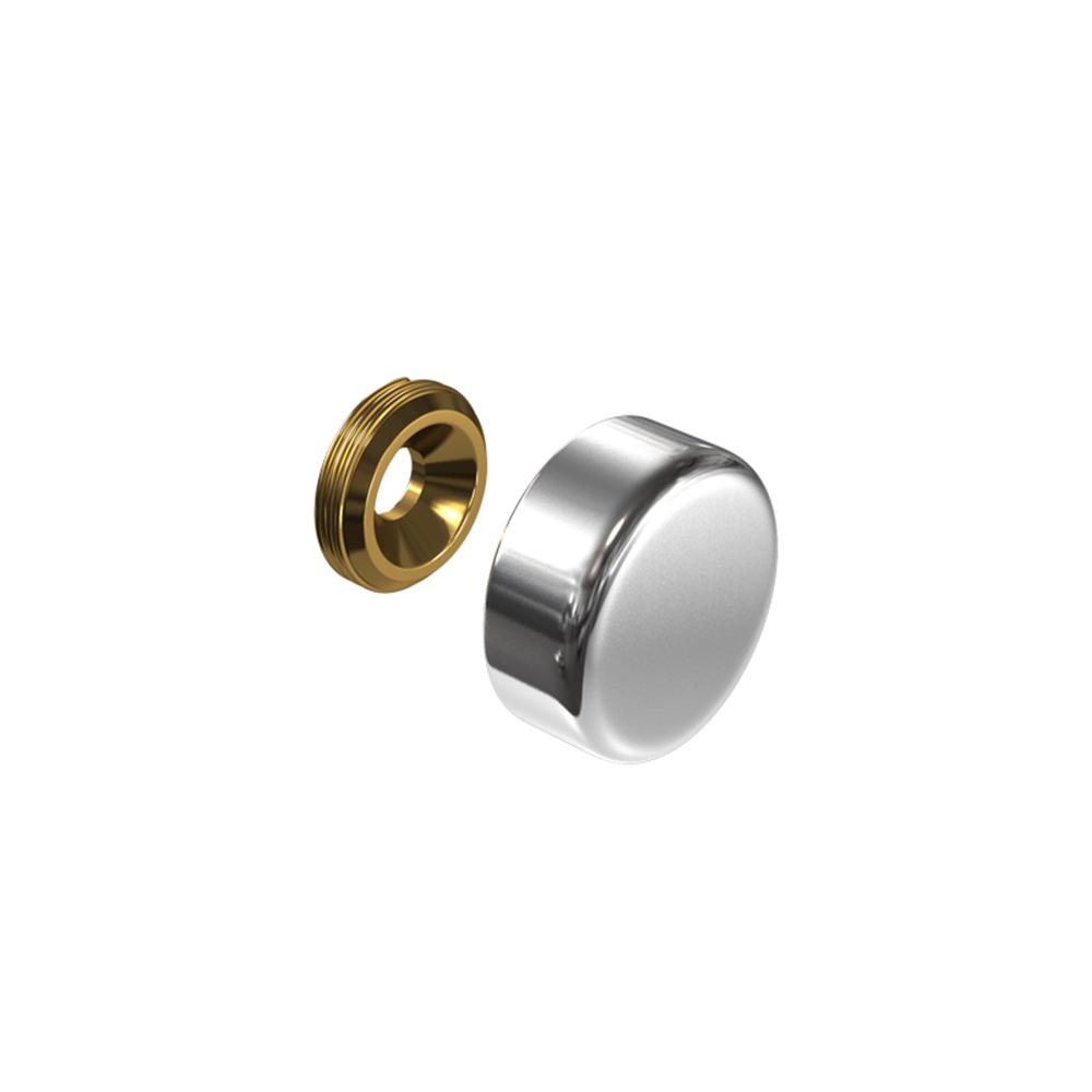 Cache screw alu 18 mm