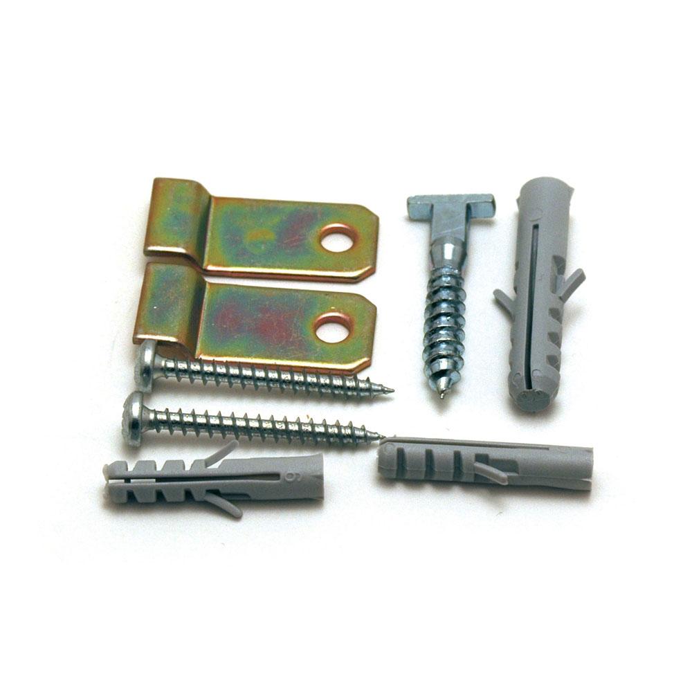Anti-Diebstahl-System für Aluminium Rahmen Standard Nielsen