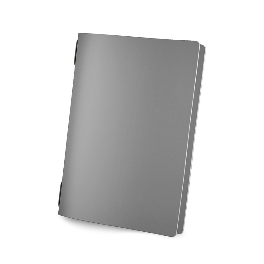 Protège menu GOLFO Fashion gris aspect lisse
