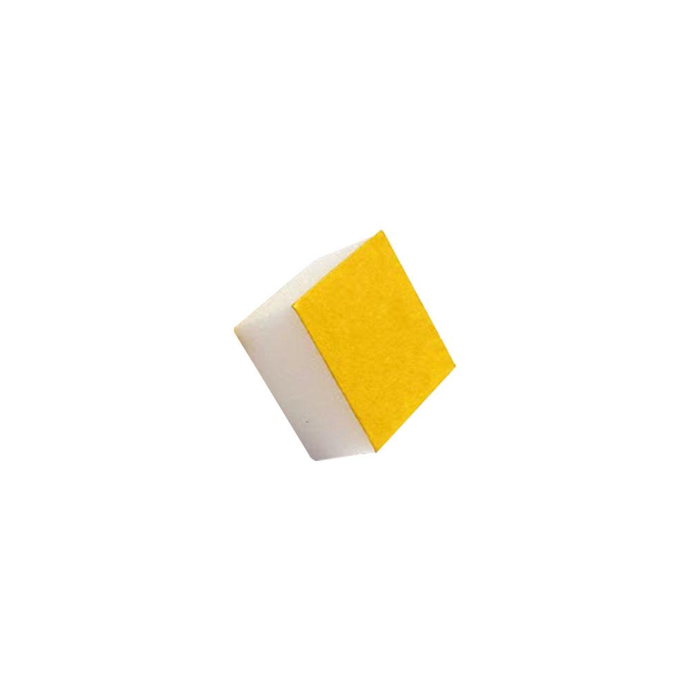Sachet 100 stabilisateurs pour cadre tableau Dibond - Stabilisateurs en mousse blanche
