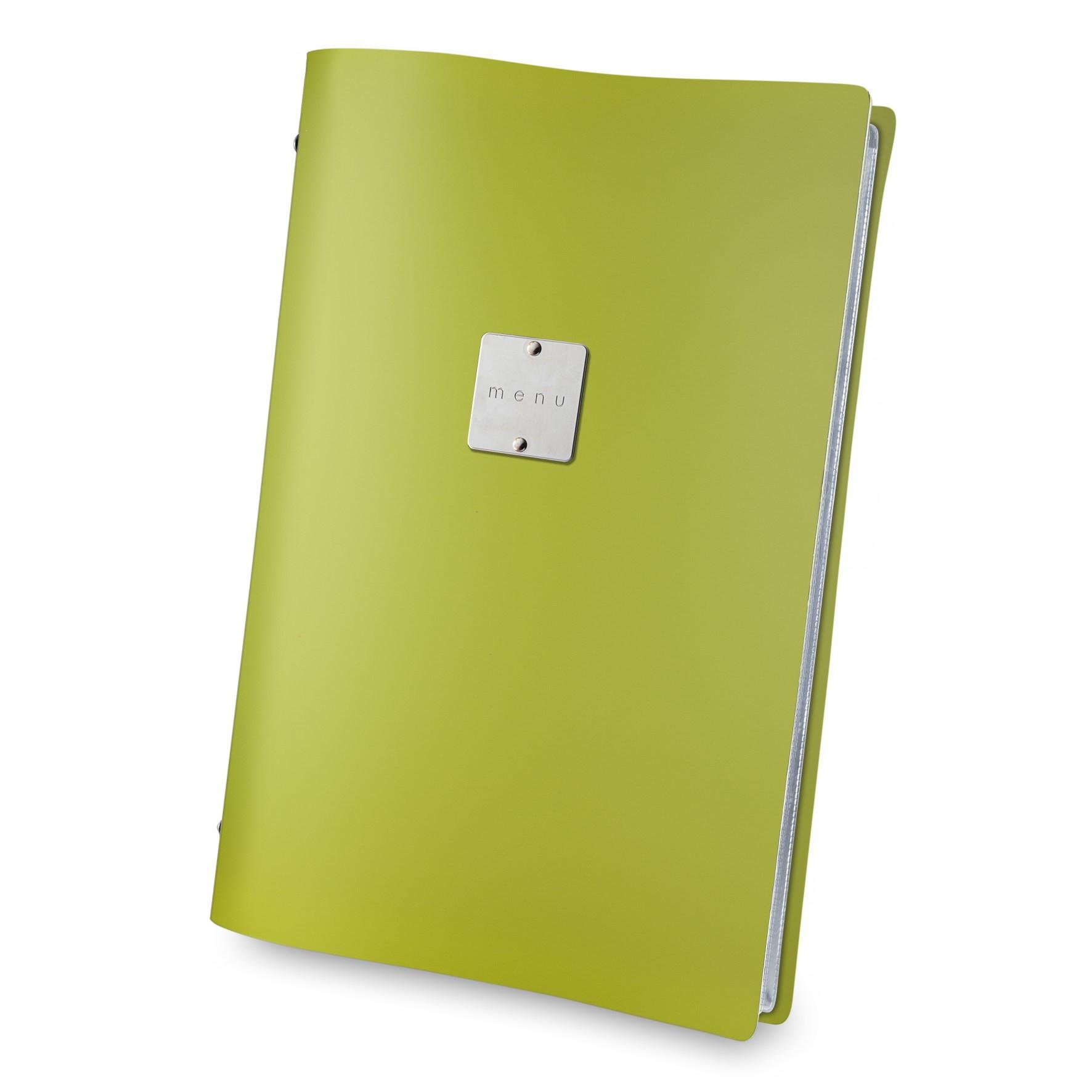 Protège-menu Fashion citron vert