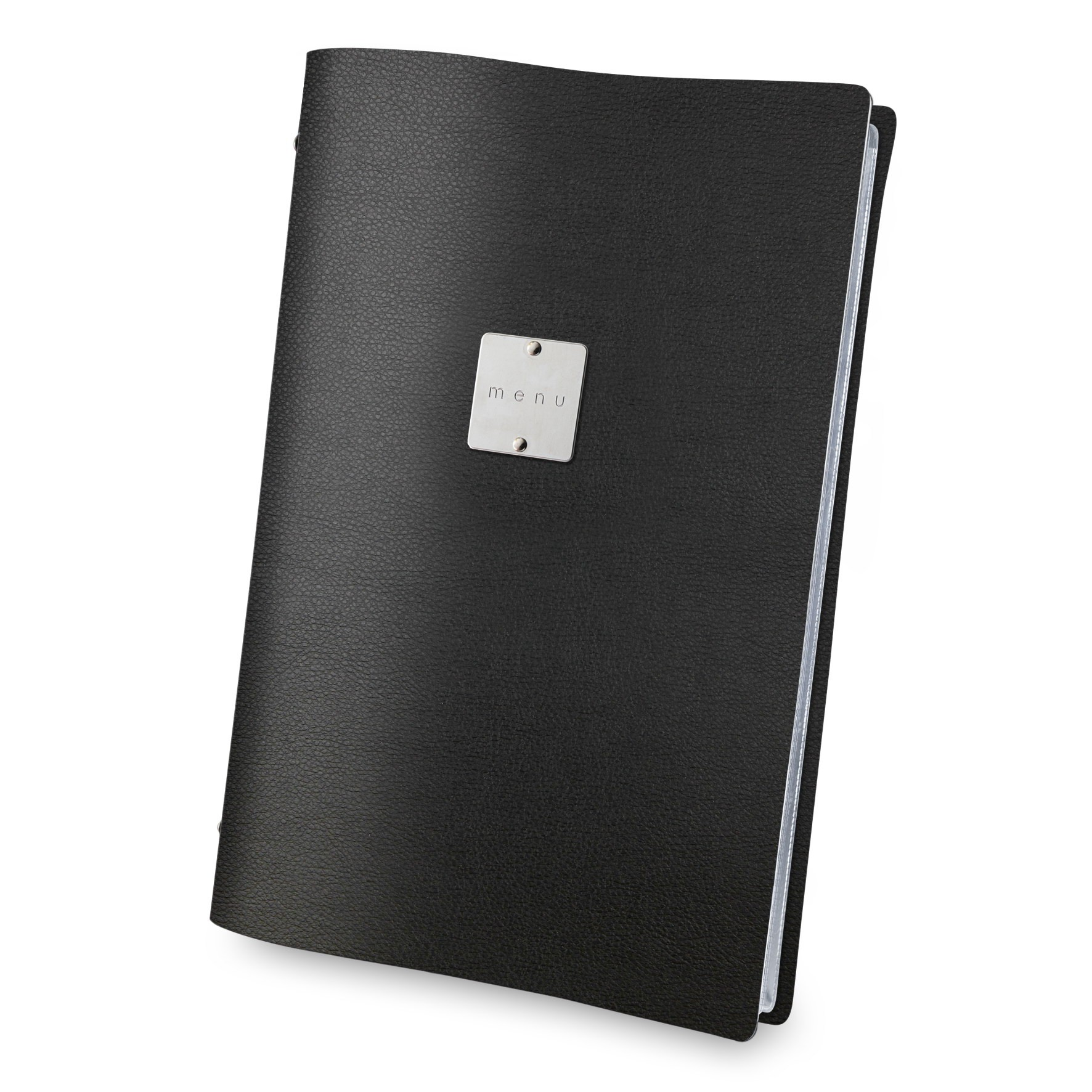 Protège-menu PVC classic noir