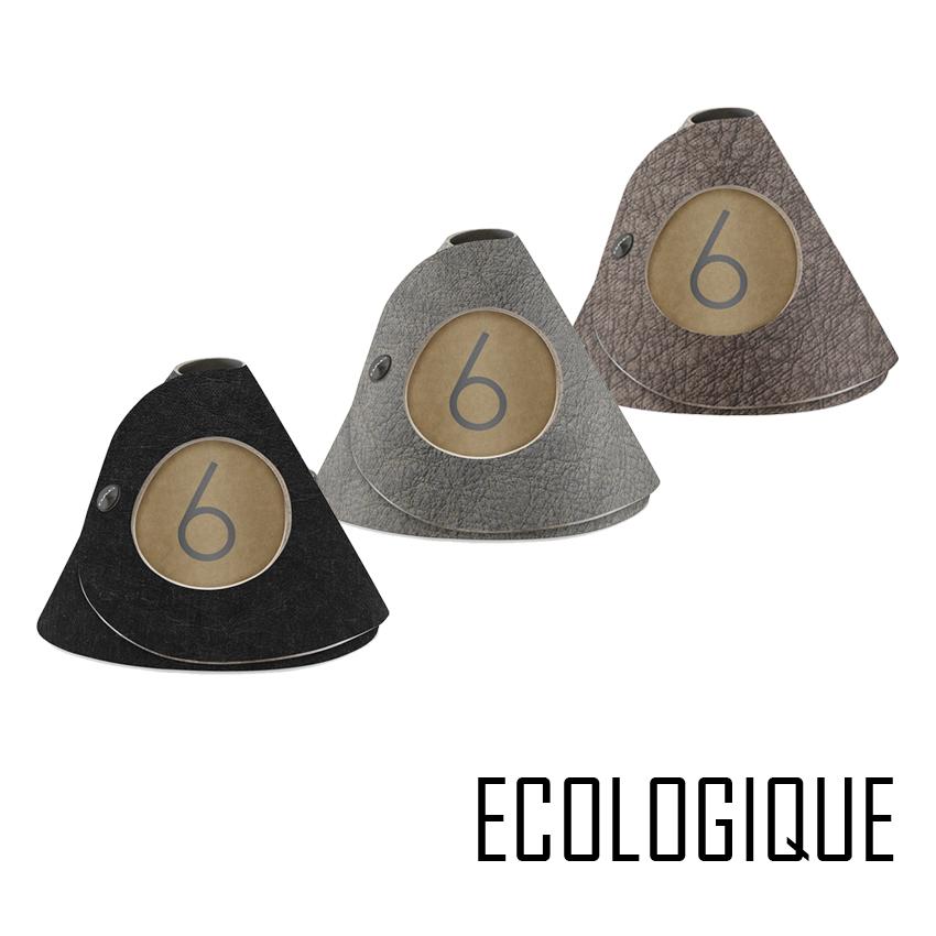 Porte numéros de table Écologique