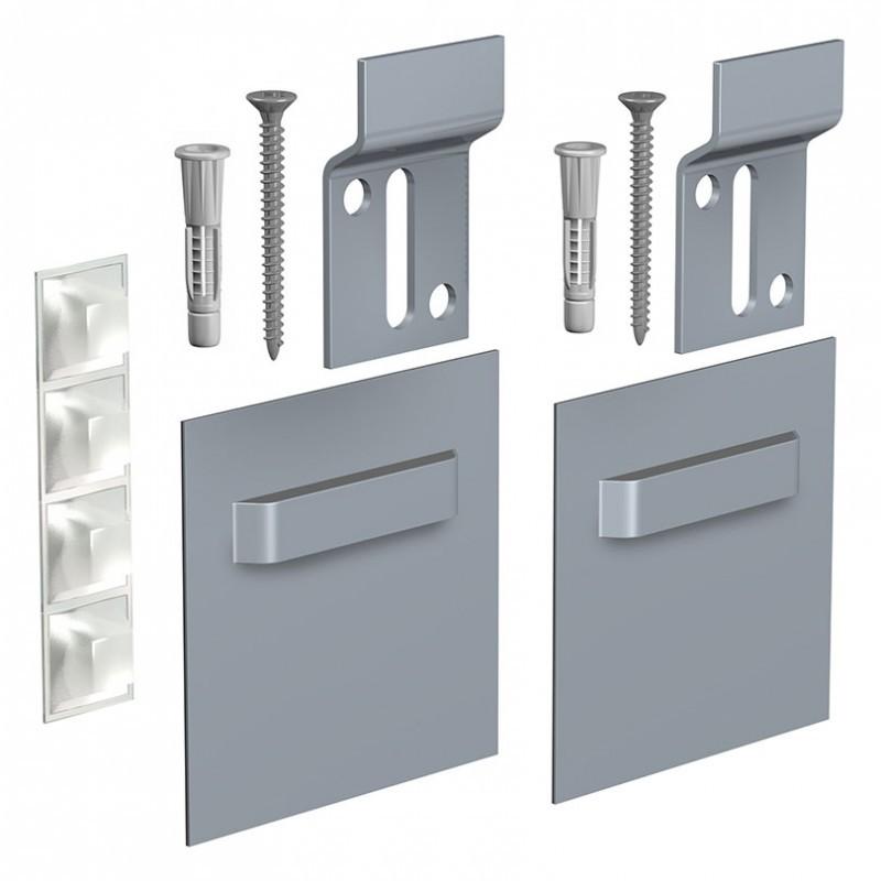 Complete Dibond, Mirror, Plexiglas, Forex and Dibond Mounting Kits...