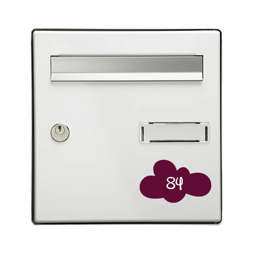 Cloud mailbox numbers