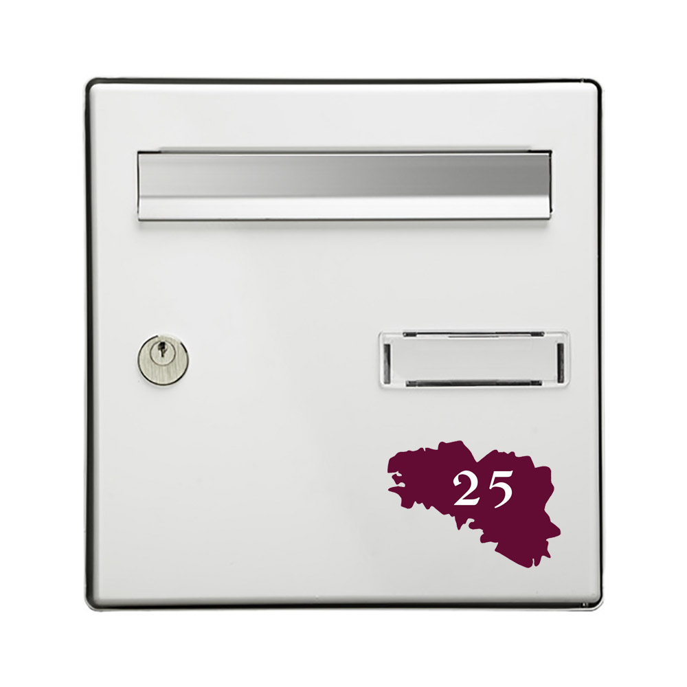 Brittany mailbox numbers