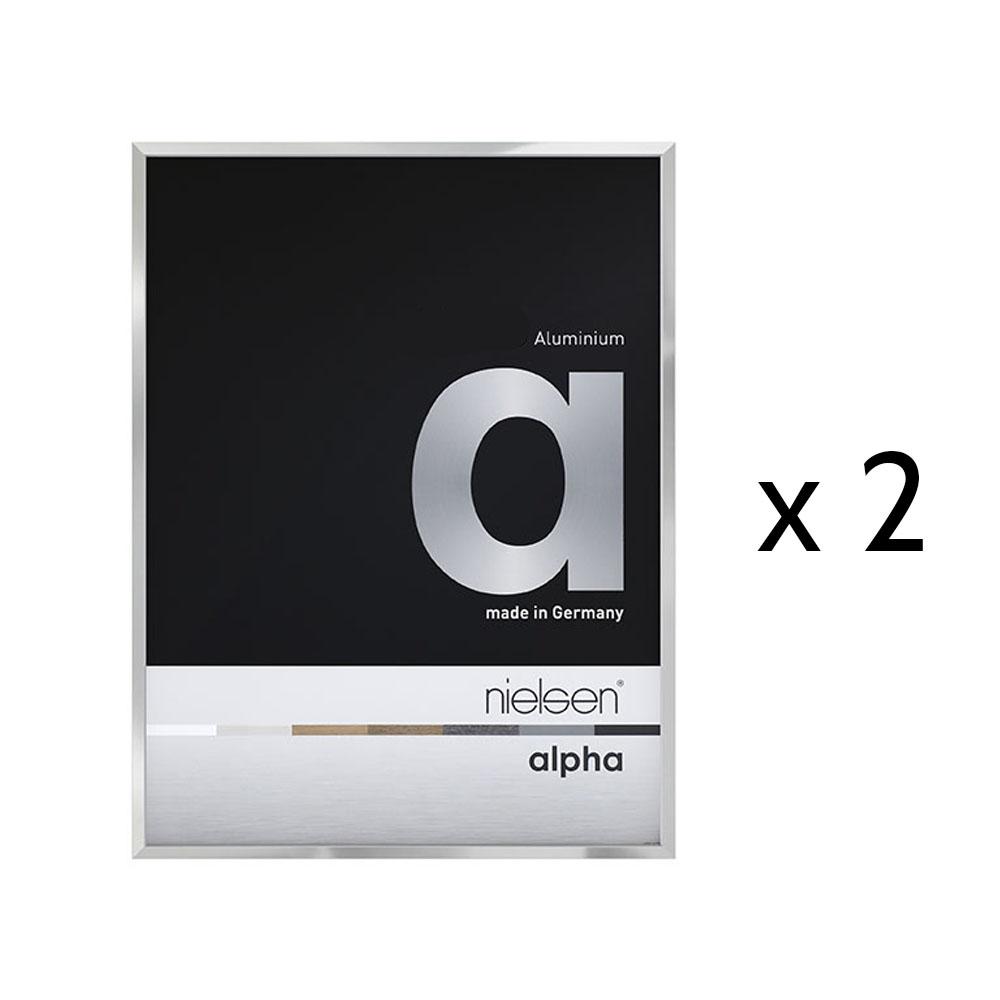 Cadres Nielsen Alpha en aluminium