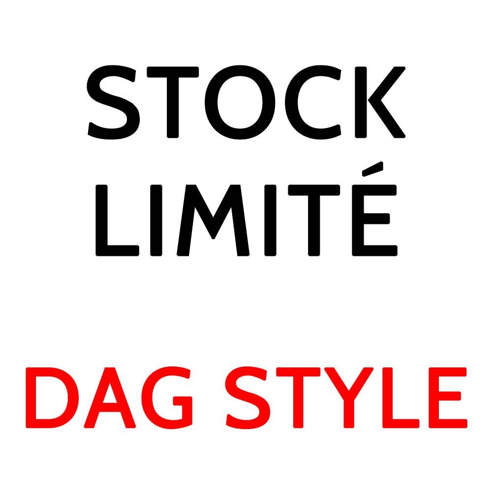 Stock prêt à expédier DAG STYLE