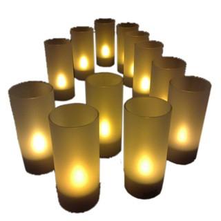 Bougies à LED