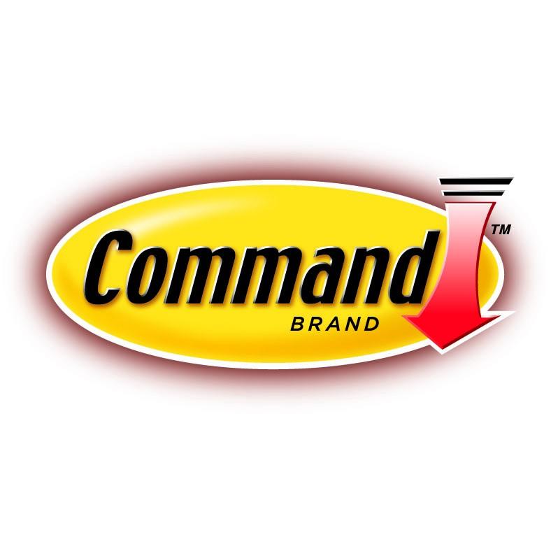 Languettes accroche tableaux 3M Command